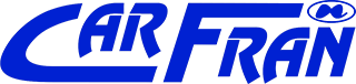 carfran logo azul